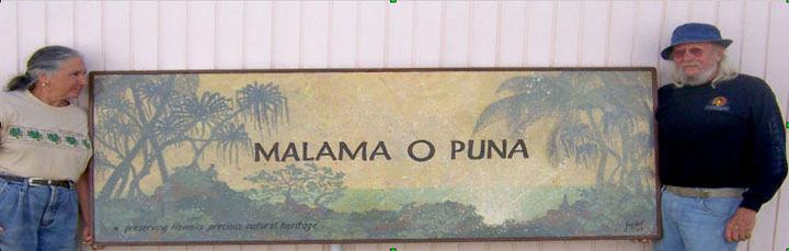 Malama O Puna banner