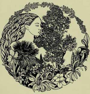 Uluwehi Arboretum logo